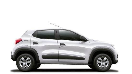Kwid Cores E Interior Renault Moçambique